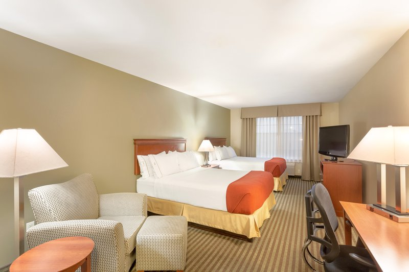 Holiday Inn Express Walla Walla-Guest Room<br/>Image from Leonardo