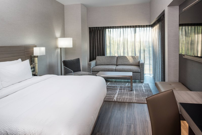 AC Hotel Boston Cambridge-King Garden View Guest Room<br/>Image from Leonardo