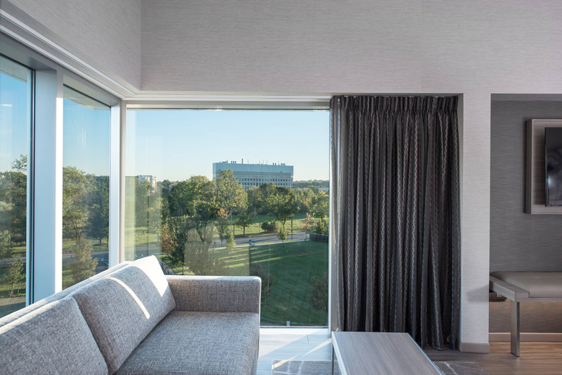 AC Hotel Boston Cambridge-King Garden View Guest Room - View<br/>Image from Leonardo