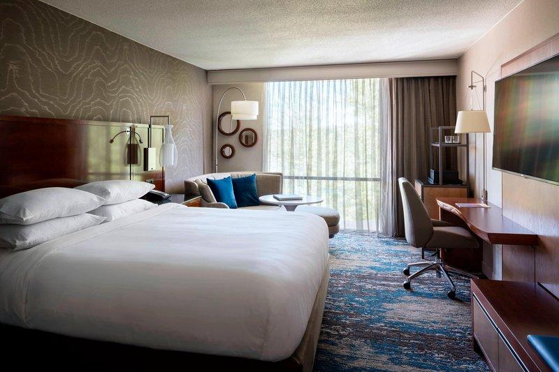 Boston Marriott Newton-King Guest Room<br/>Image from Leonardo