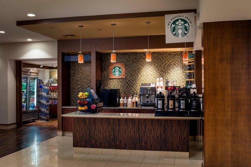 Boston Marriott Newton-Starbucks®<br/>Image from Leonardo