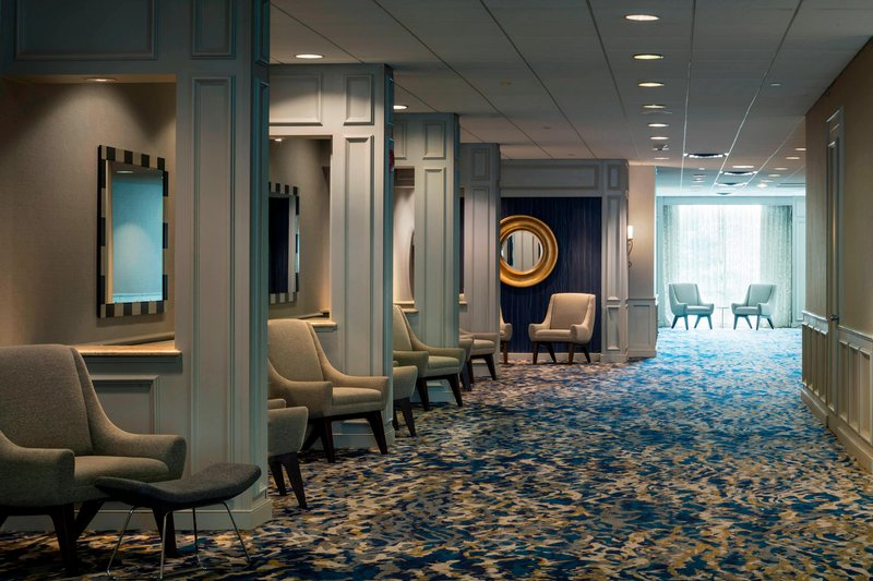 Boston Marriott Newton-Grand Ballroom - Foyer<br/>Image from Leonardo