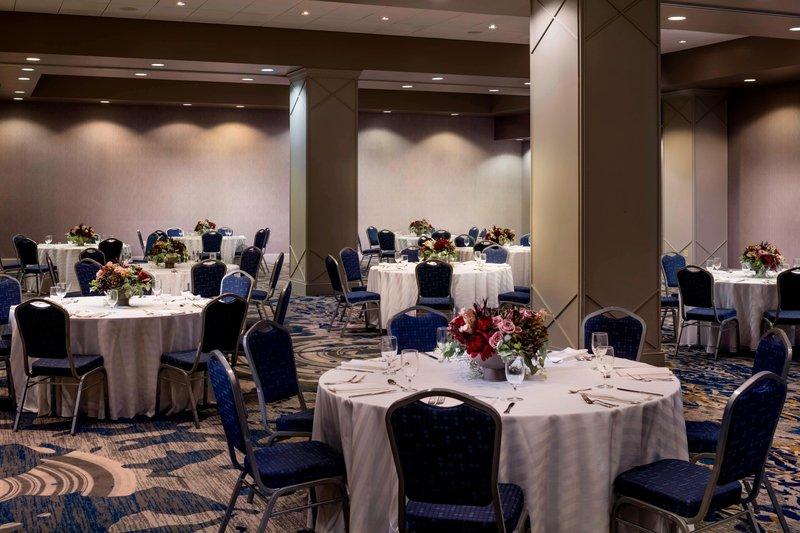 Boston Marriott Newton-Commonwealth Ballroom<br/>Image from Leonardo