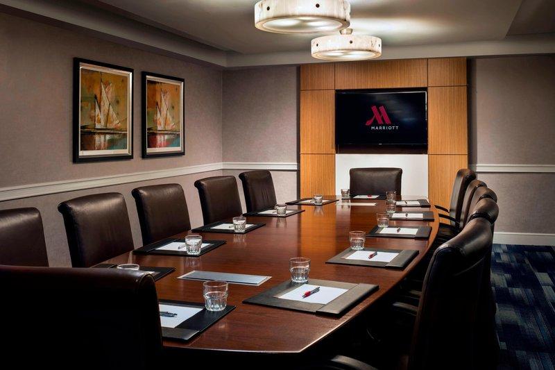 Boston Marriott Newton-Merry-Go-Round Boardroom<br/>Image from Leonardo