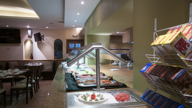 Holiday Inn Ciudad Del Carmen-Restaurant<br/>Image from Leonardo
