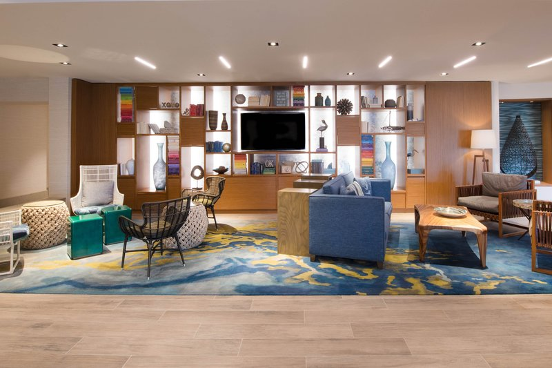 Renaissance Newport Beach Hotel-Library<br/>Image from Leonardo