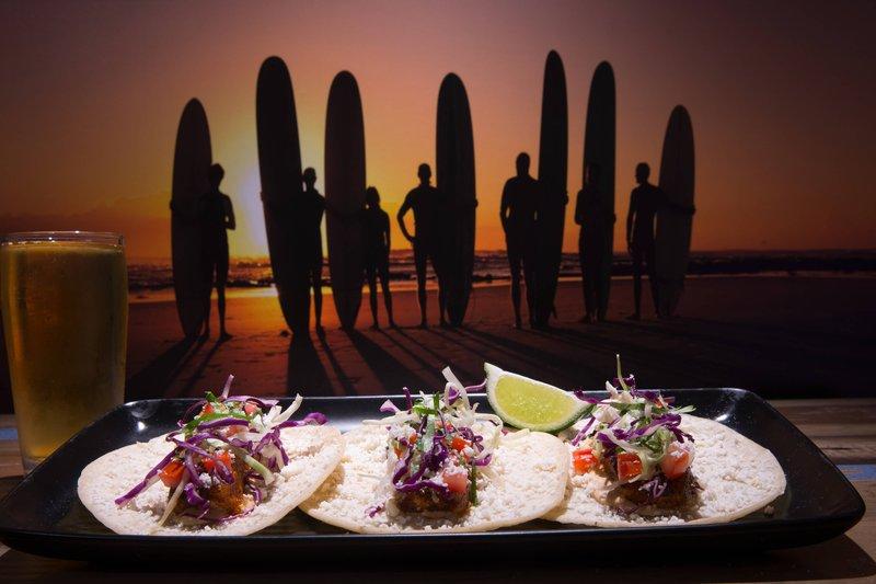 Renaissance Newport Beach Hotel-CURRENT - Baja Fish Tacos<br/>Image from Leonardo