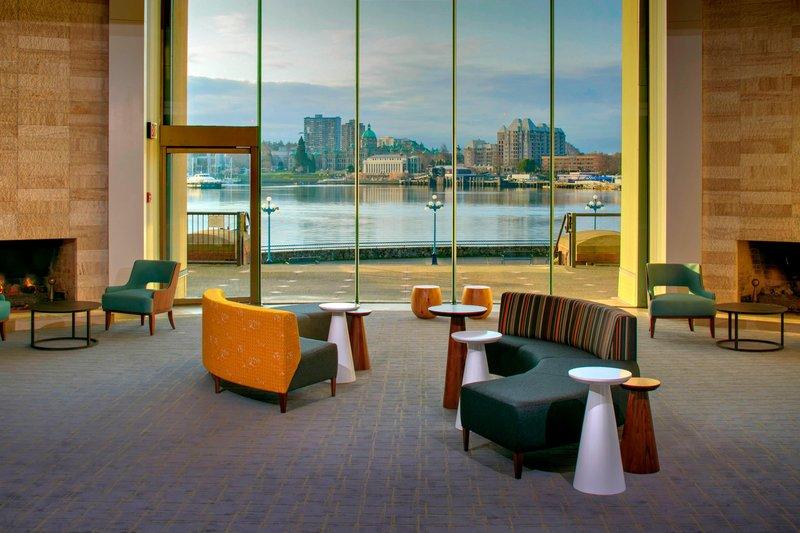 Delta Hotels by Marriott Victoria Ocean Point Resort-Lobby<br/>Image from Leonardo