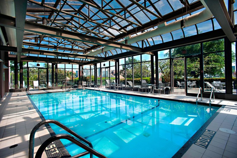 Delta Hotels by Marriott Victoria Ocean Point Resort-Indoor Pool<br/>Image from Leonardo