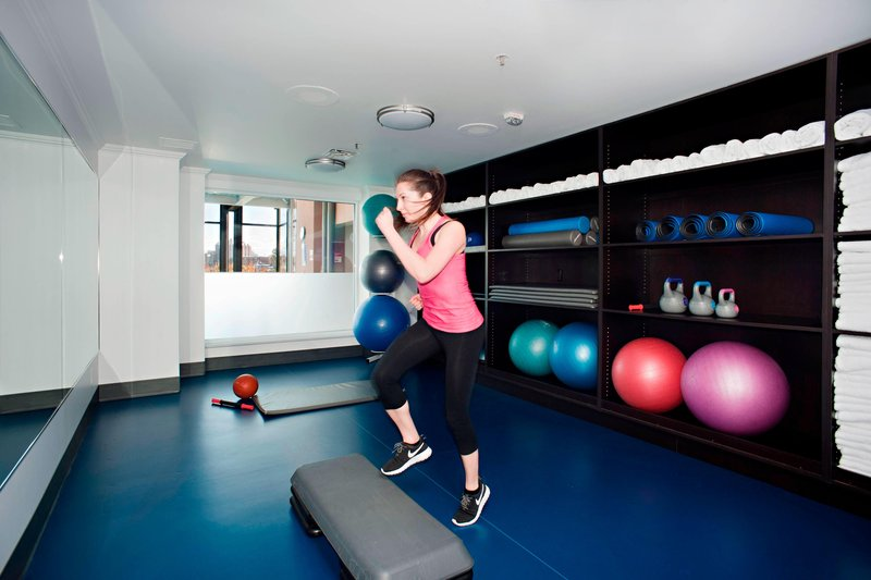 Delta Hotels by Marriott Victoria Ocean Point Resort-Fitness Centre<br/>Image from Leonardo