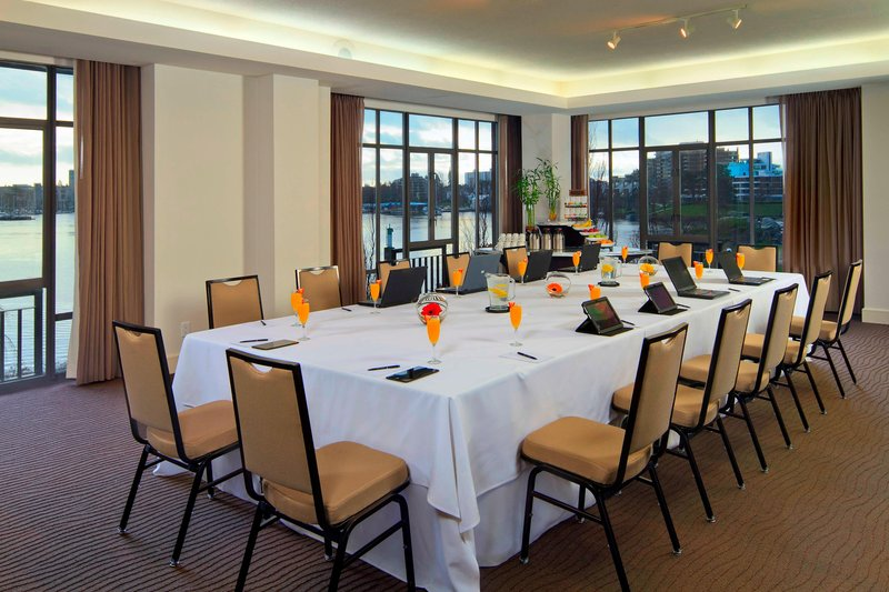 Delta Hotels by Marriott Victoria Ocean Point Resort-Pacific Suite Meeting Room - Conference Setup<br/>Image from Leonardo