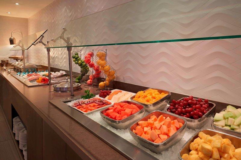 Marriott Toronto Airport Hotel-Breakfast Buffet<br/>Image from Leonardo