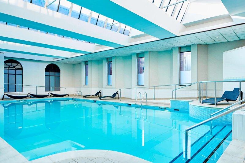 Marriott Glasgow-Indoor Pool<br/>Image from Leonardo