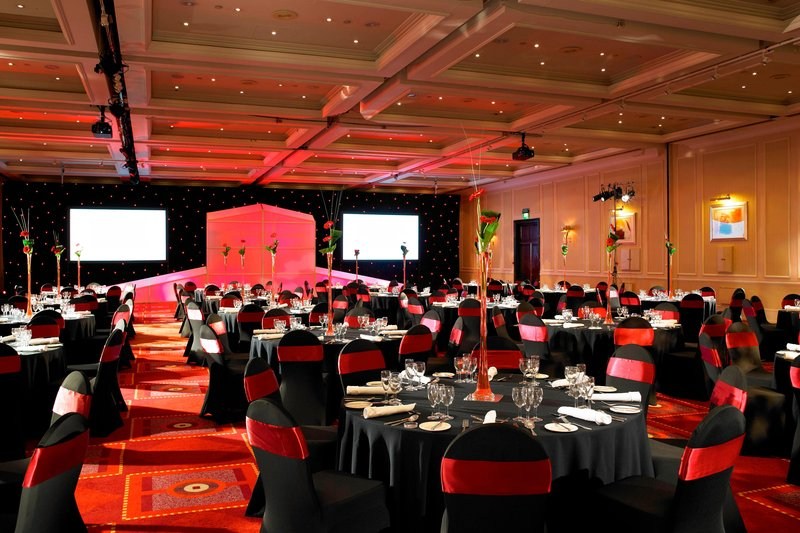 Marriott Glasgow-Clyde Suite - Corporate Dinner<br/>Image from Leonardo