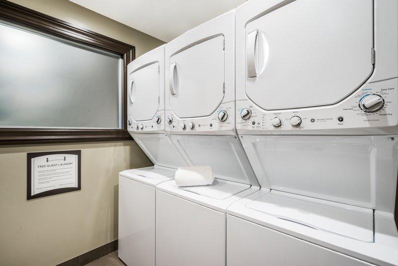 Staybridge Suites Wilmington-Newark-Guest Laundry<br/>Image from Leonardo