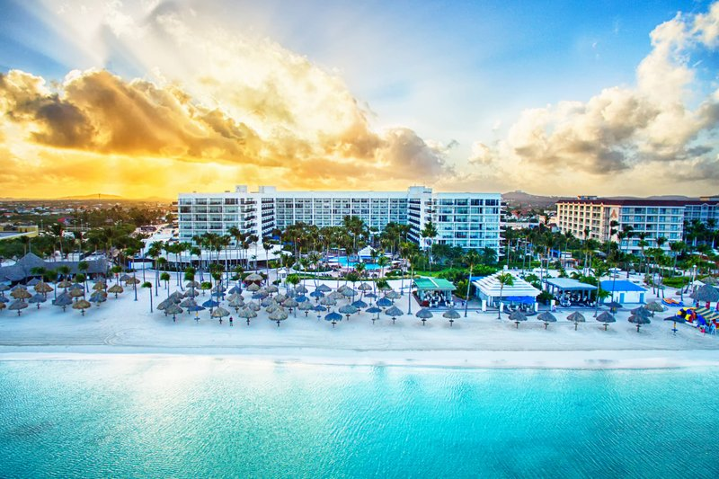 Aruba Marriott Resort - Sunrise View <br/>Image from Leonardo