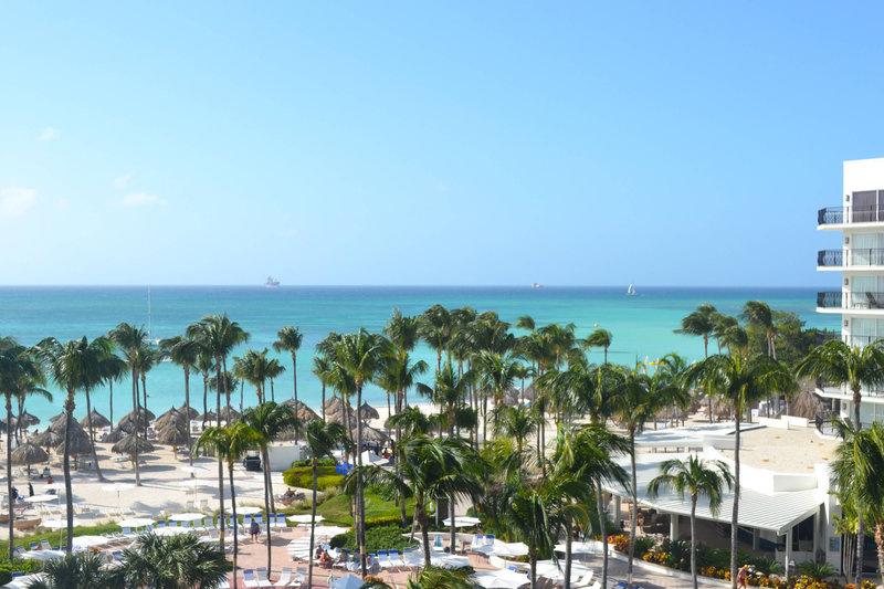Aruba Marriott Resort - Premium Ocean View Room - View <br/>Image from Leonardo