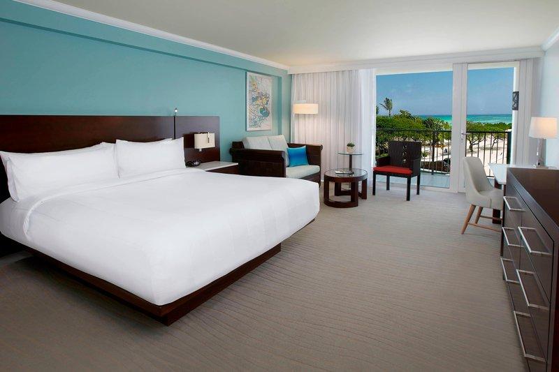 Aruba Marriott Resort - Limited View King Guest Room <br/>Image from Leonardo