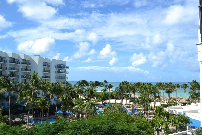 Aruba Marriott Resort - Partial Ocean View Guest Room – View <br/>Image from Leonardo