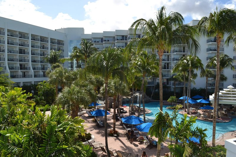 Aruba Marriott Resort - Garden View Guest Room – View <br/>Image from Leonardo