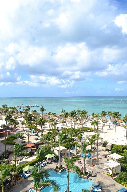 Aruba Marriott Resort - Tradewinds Ocean View Guest Room - View <br/>Image from Leonardo