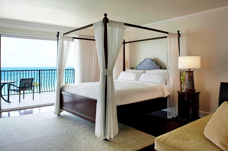 Aruba Marriott Resort - Governor's Suite - Sleeping Area <br/>Image from Leonardo