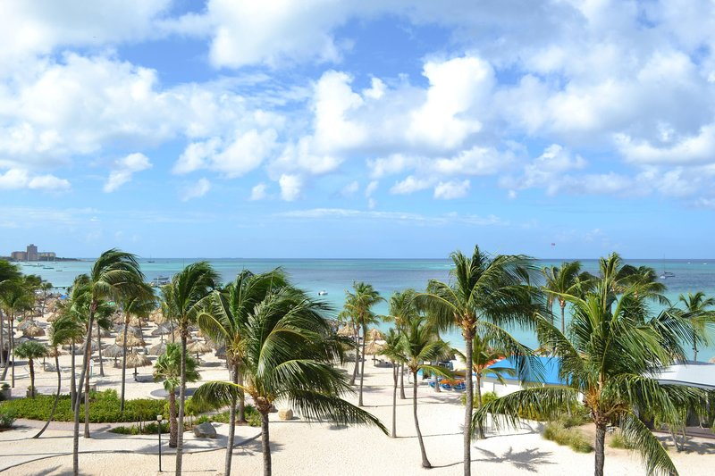 Aruba Marriott Resort - Ocean View Suite - View <br/>Image from Leonardo