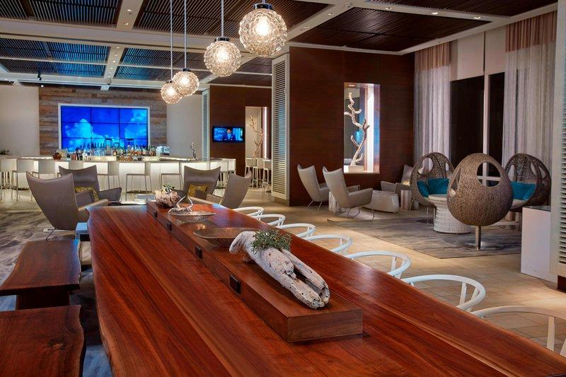 Aruba Marriott Resort - Communal Table <br/>Image from Leonardo