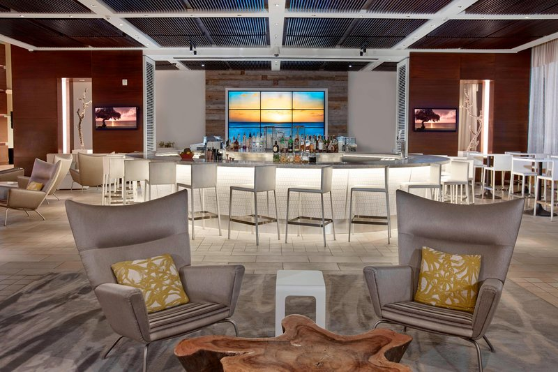 Aruba Marriott Resort - Lobby Bar <br/>Image from Leonardo