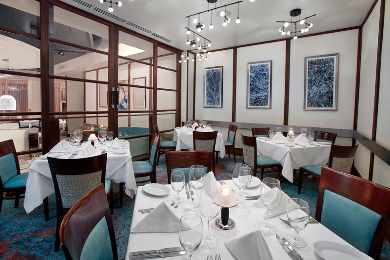 Aruba Marriott Resort - Ruth's Chris Steak House - Private Dining Area <br/>Image from Leonardo