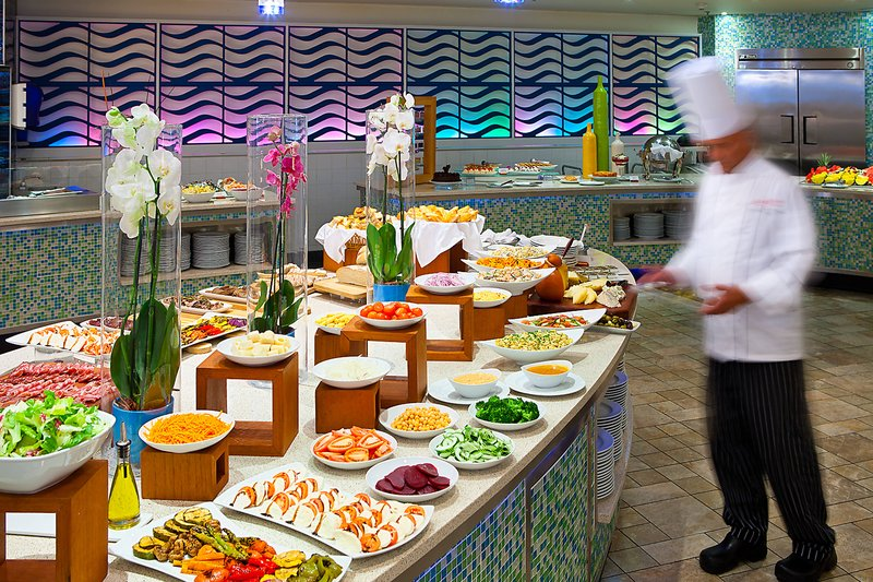 Aruba Marriott Resort - La Vista Italian - Dinner Buffet <br/>Image from Leonardo