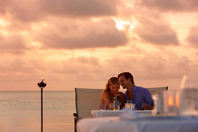 Aruba Marriott Resort - Atardi Sunset Outdoor Dining Area <br/>Image from Leonardo