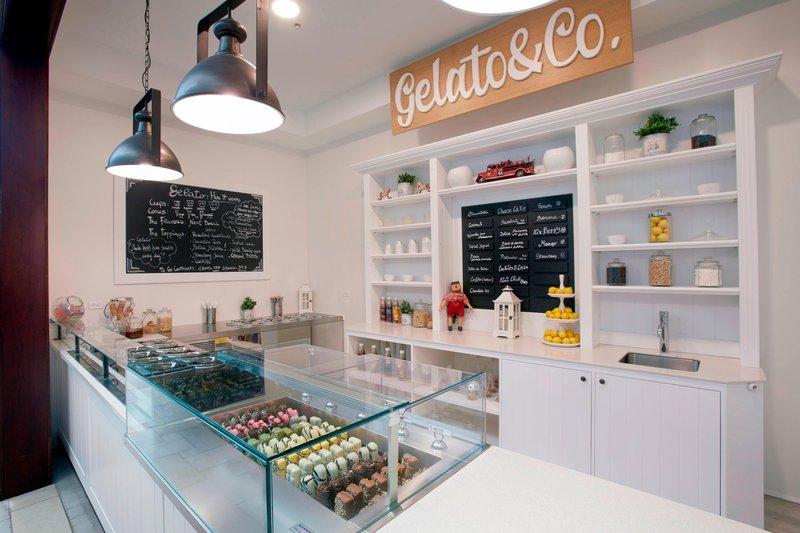 Aruba Marriott Resort - Gelato & Co <br/>Image from Leonardo