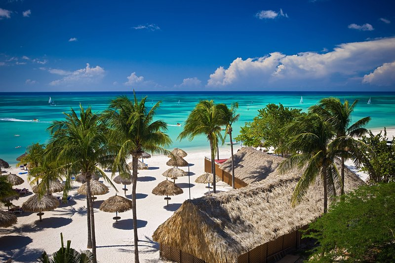 Aruba Marriott Resort - Tradewinds Club Beach <br/>Image from Leonardo