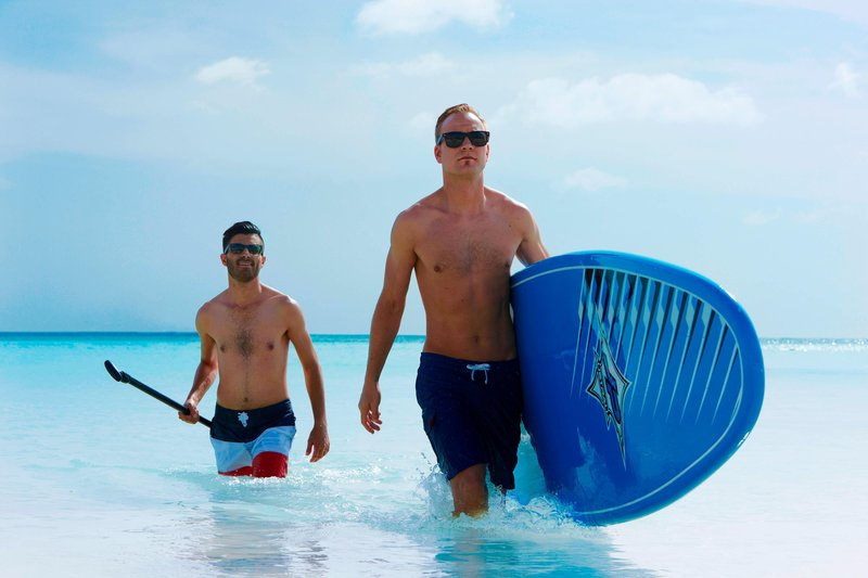 Aruba Marriott Resort - Paddle Boarding <br/>Image from Leonardo