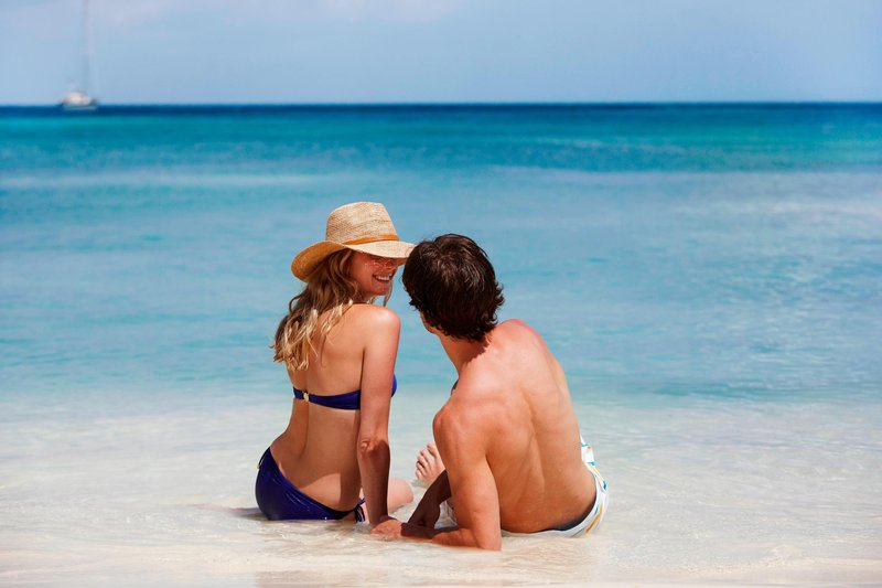 Aruba Marriott Resort - Property Beach <br/>Image from Leonardo