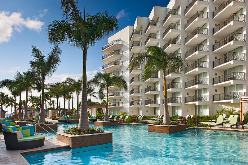 Aruba Marriott Resort - H2Oasis - Adult Only Pool <br/>Image from Leonardo