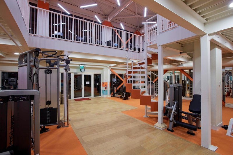 Aruba Marriott Resort - Fitness Center <br/>Image from Leonardo