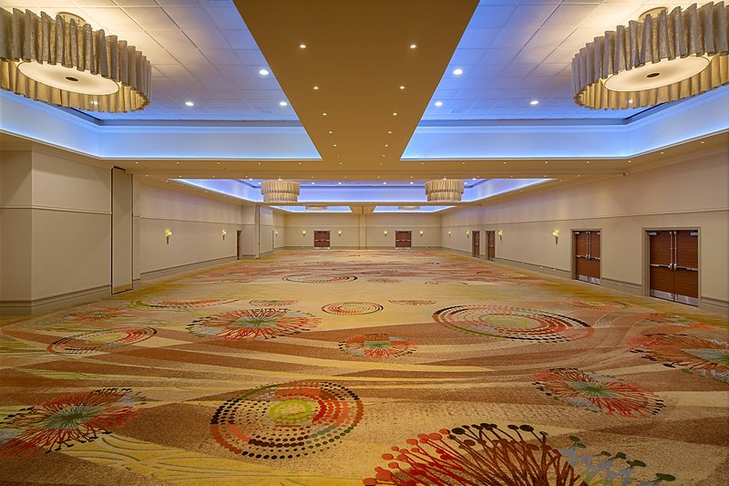 Aruba Marriott Resort - Grand Ballroom <br/>Image from Leonardo
