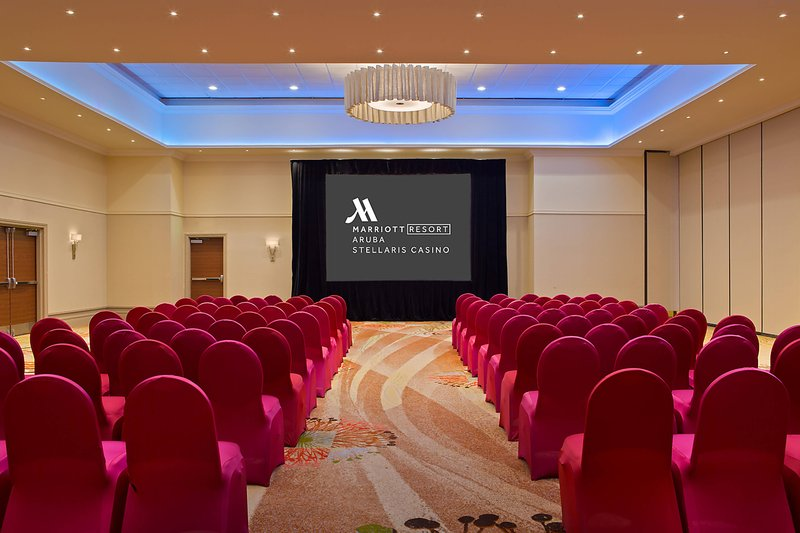 Aruba Marriott Resort - Grand Ballroom - Theater-Style Meeting <br/>Image from Leonardo