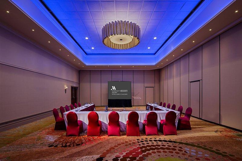 Aruba Marriott Resort - Salon B Ballroom – U-Shape Meeting <br/>Image from Leonardo