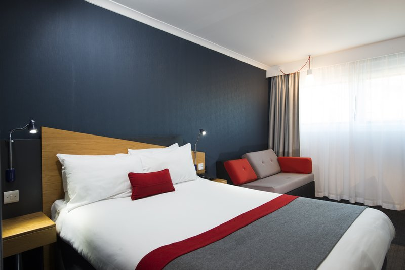 Holiday Inn Express Stoke On Trent-Get cosy in your welcoming room at Holiday Inn Express Stoke<br/>Image from Leonardo