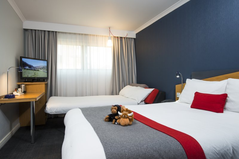 Holiday Inn Express Stoke On Trent-Our family rooms sleep up to 2 adults and 2 children under 12<br/>Image from Leonardo