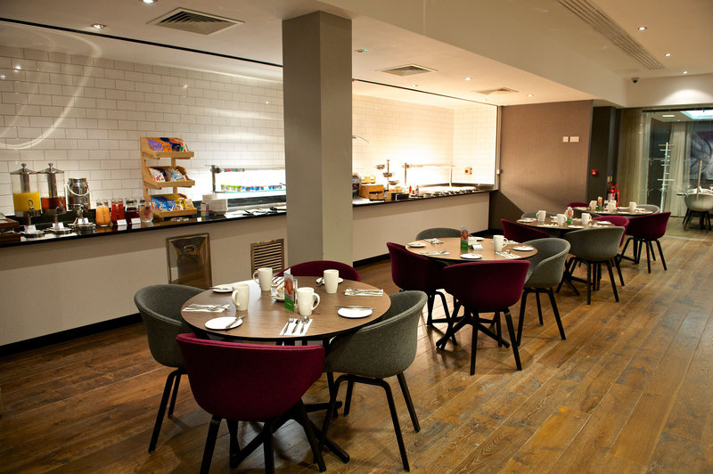 Holiday Inn Southend-Restaurant picture showing breakfast buffet<br/>Image from Leonardo