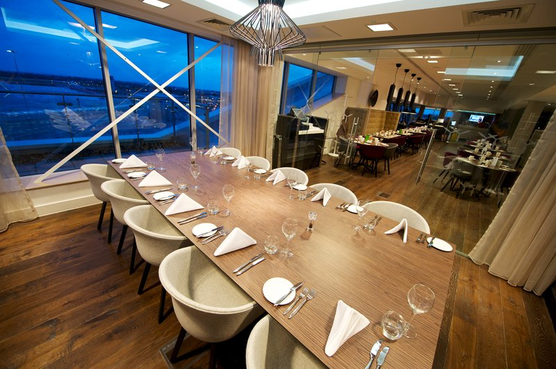 Holiday Inn Southend-We offer private dining with great views<br/>Image from Leonardo
