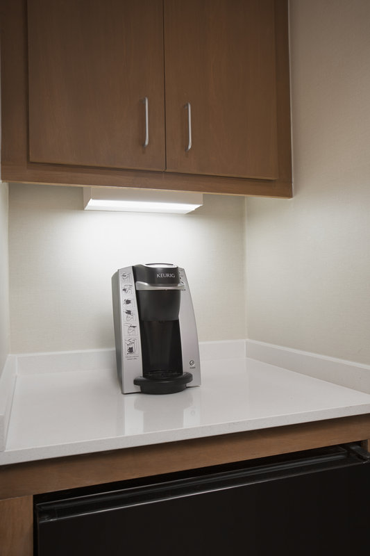 Holiday Inn Grand Rapids - Airport-Have a Fresh Cup of Coffee With our In Room Keurig Coffee Maker<br/>Image from Leonardo