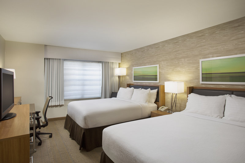 Holiday Inn Grand Rapids - Airport-2 Queen Bed Guest Room<br/>Image from Leonardo