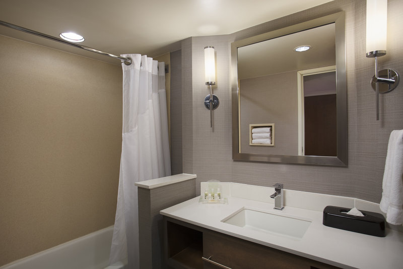 Holiday Inn Grand Rapids - Airport-2 Queen Bathroom - All with Tub / Shower<br/>Image from Leonardo