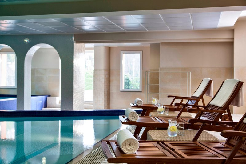 Renaissance Tuscany Il Ciocco Resort And Spa-Indoor Pool Deck<br/>Image from Leonardo