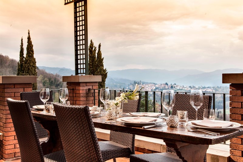 Renaissance Tuscany Il Ciocco Resort And Spa-Le Salette Restaurant<br/>Image from Leonardo